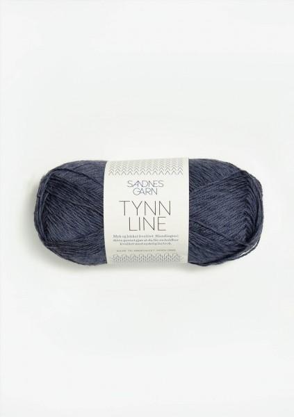 Tynn Line Dunkelgraublau
