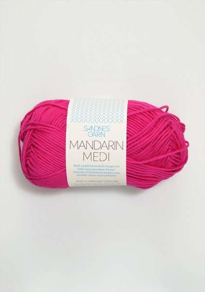 Mandarin Medi Pink