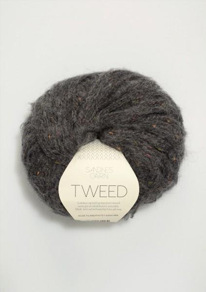 Tweed Anthrazit