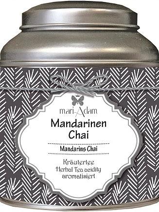 Kräutertee Mandarinen Chai
