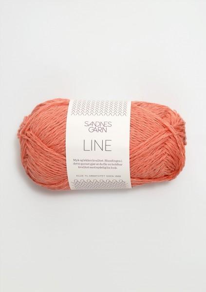 Line Pfirsich