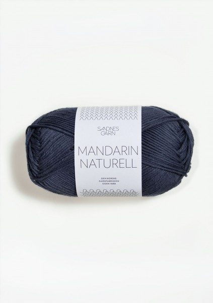 Mandarin Naturell Mork Grabla