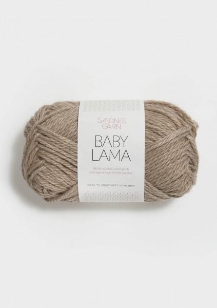 Baby Lama Gelb