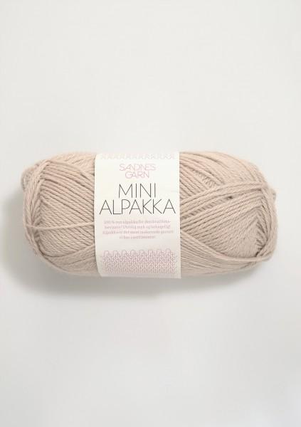 Mini Alpakka Sand