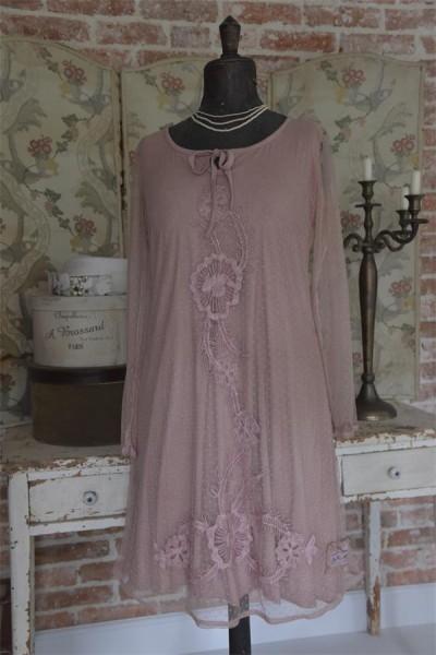Kleid Lost Brocante tea rose Gr. L