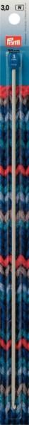 Prym Tunesische Häkelnadel 3,0 mm x L 30 cm