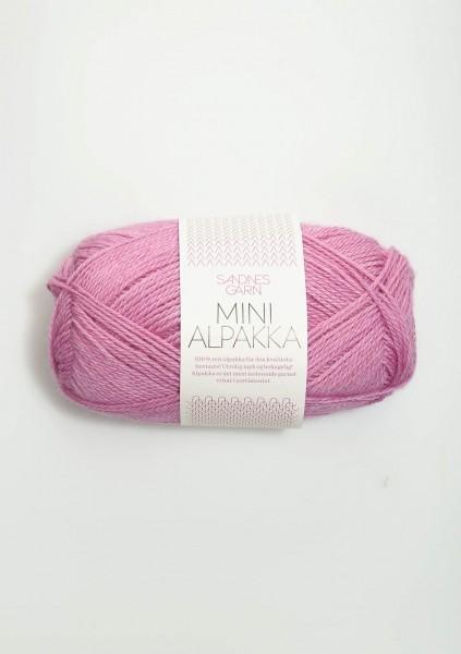 Mini Alpakka Rosa
