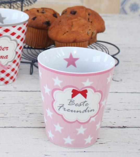 "Happy Mug ""Beste Freundin"""