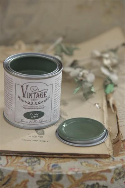 Vintage Paint Dusty Olive 100 ml