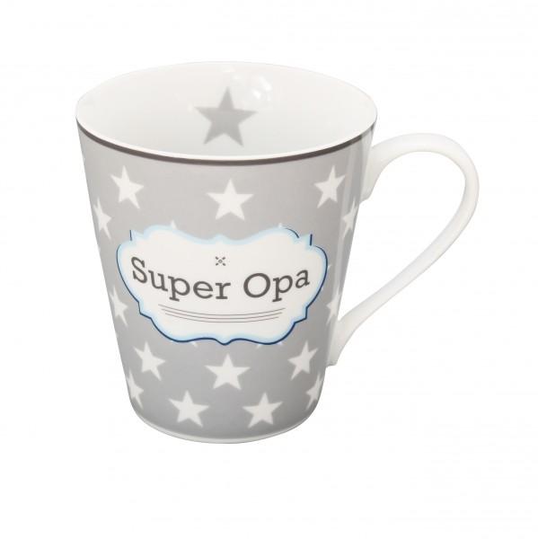 "Happy Mug ""Super Opa"" mit Henkel"