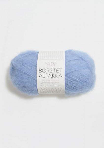 Borstet Alpakka Hellblau Fb. 6003