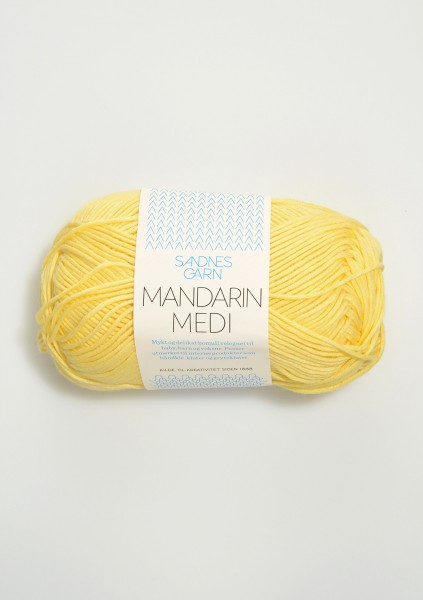 Mandarin Medi Gelb