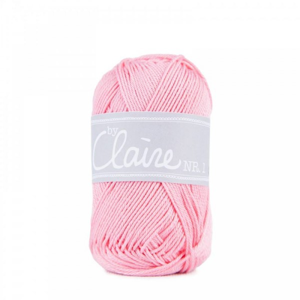 byClaire Nr. 1 cotton rosa