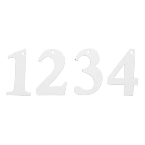 Zahlen 1 - 4