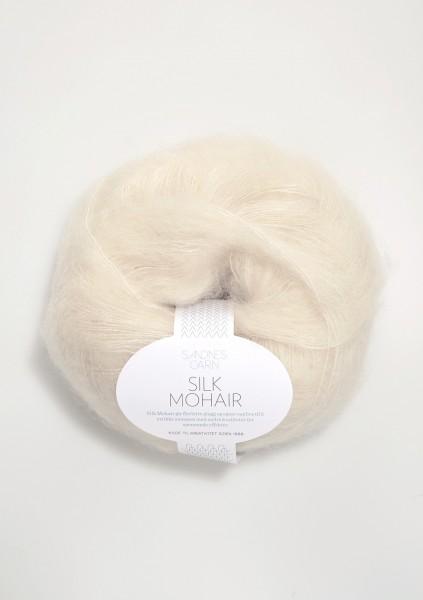 Silk Mohair Creme