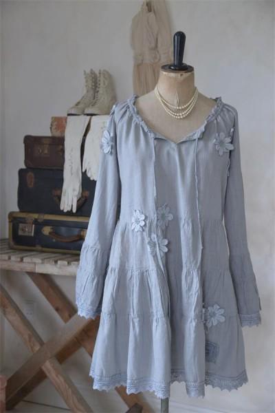 Kleid Vintage Flowers Gr. S