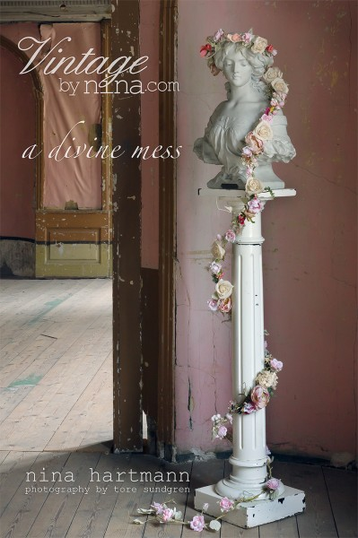 """Vintage by Nina """"A divine mess"""""""