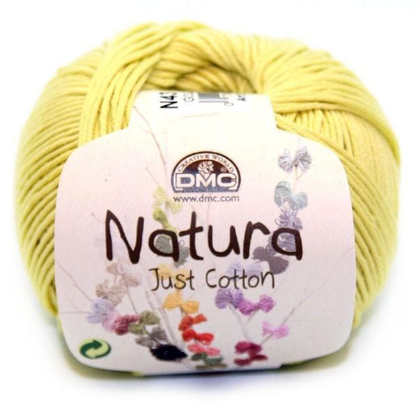 "Natura Just Cotton ""golden lemon"""