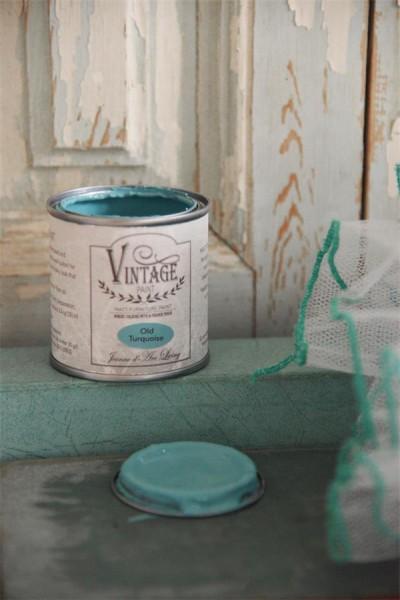 Vintage Paint Old Turquiose 100 ml