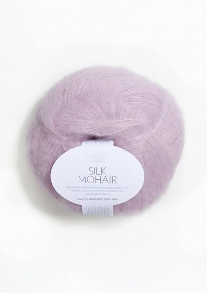Silk Mohair Flieder