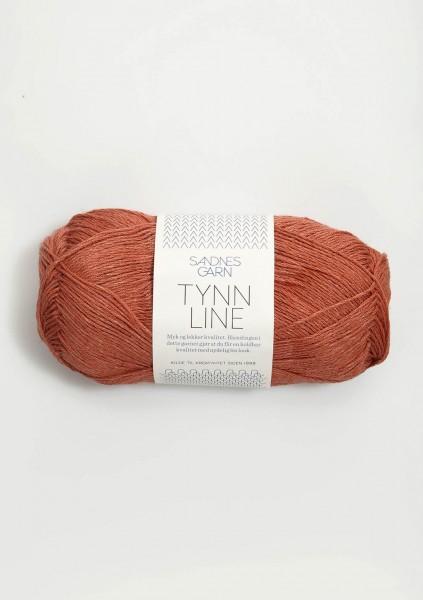 Tynn Line Terrakotta
