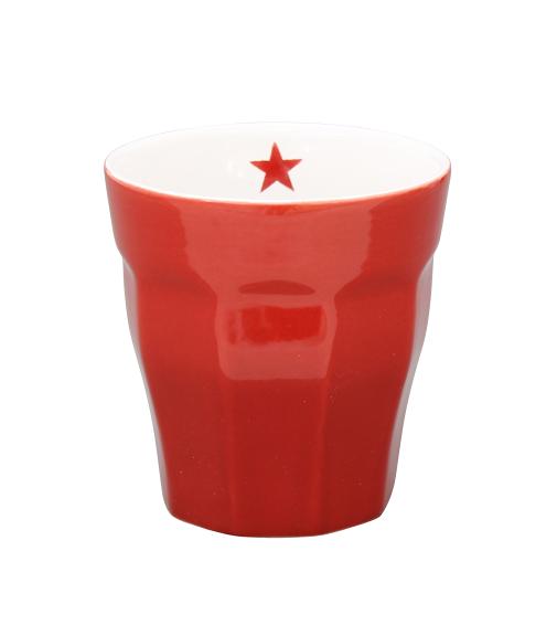 "Brightest Star Latte Mug ""rot"""