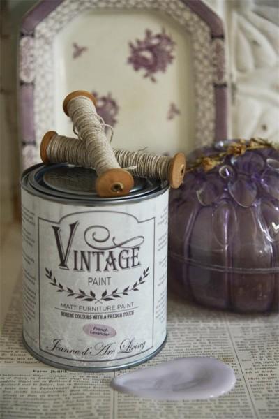 Vintage Paint French Lavender 700 ml
