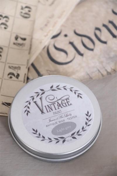 "Vintage Antique Wax ""Light Grey"" 50 ml"