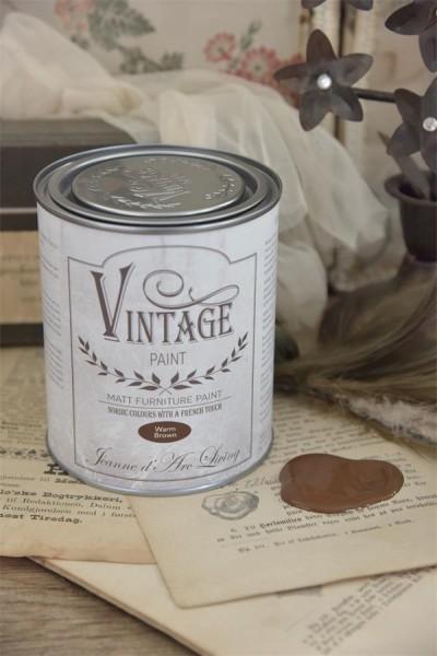 Vintage Paint Warm Brown 700 ml