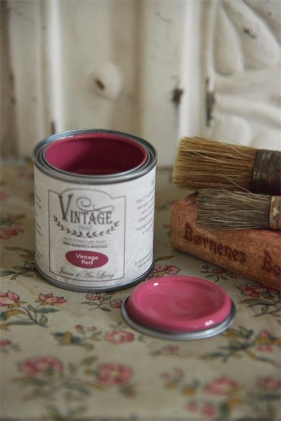 Vintage Paint Vintage Red 100 ml