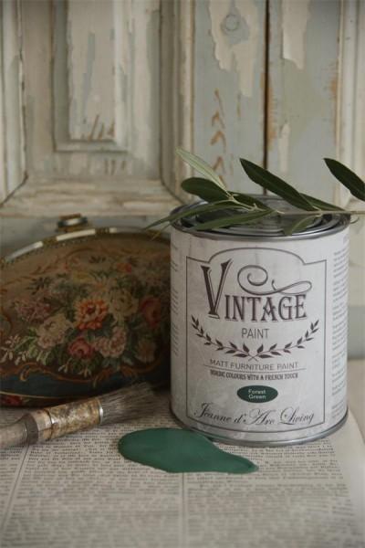 Vintage Paint Forrest Green 700 ml