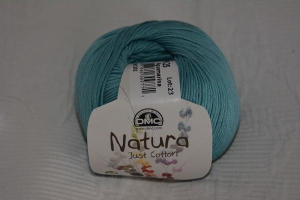 "Natura Just Cotton ""aquamarina"""