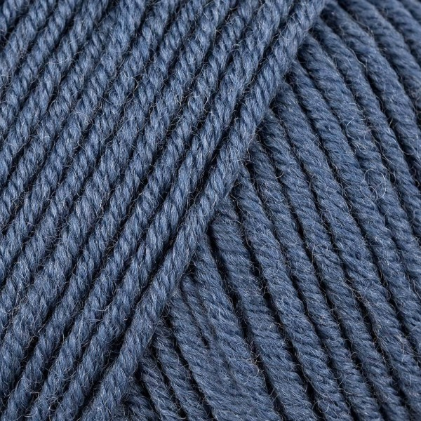 "Woolly ""jeansblau"""