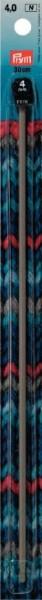 Prym Tunesische Häkelnadel 4,0 mm x L 30 cm