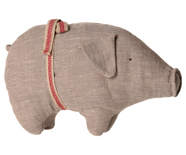 Pig with SMALL Grey