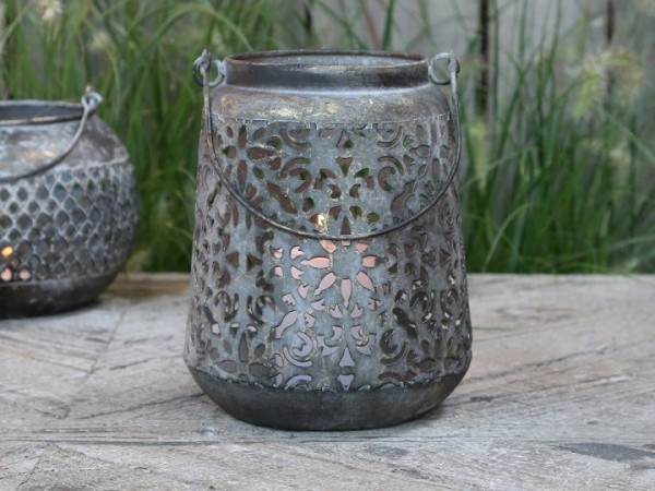 Kerzenhalter im Vintage Look
