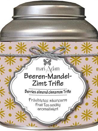Früchtetee säurearm Beeren Mandel Zimt Trifle