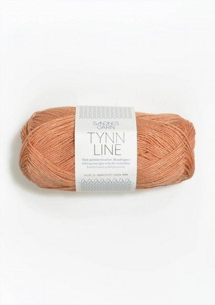 Tynn Line Dus Terrakotta