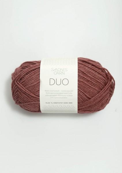 Duo Dunkelpuderrosa