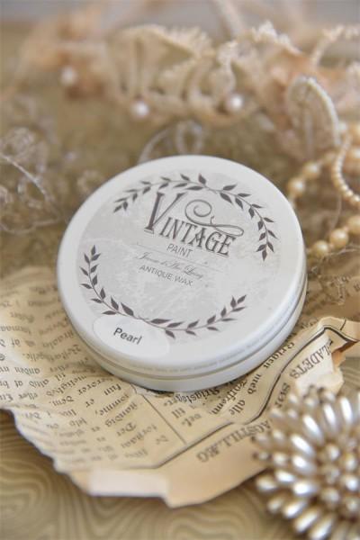 """Vintage Antique Wax """"Pearl"""" 35 Gramm"""