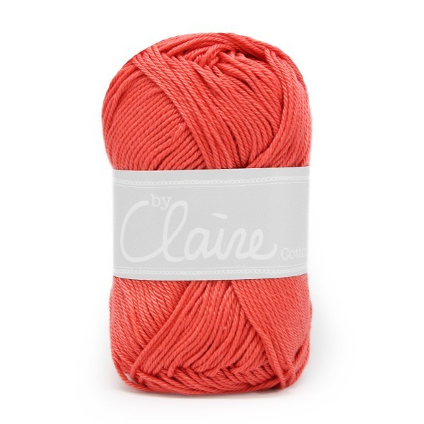 byClaire Nr. 1 cotton coral