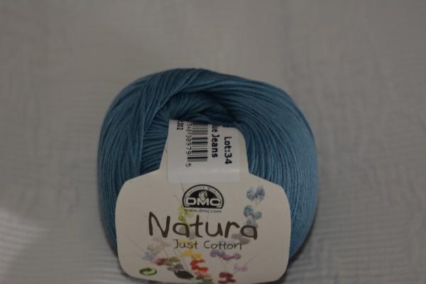 "Natura Just Cotton ""blue jeans"""