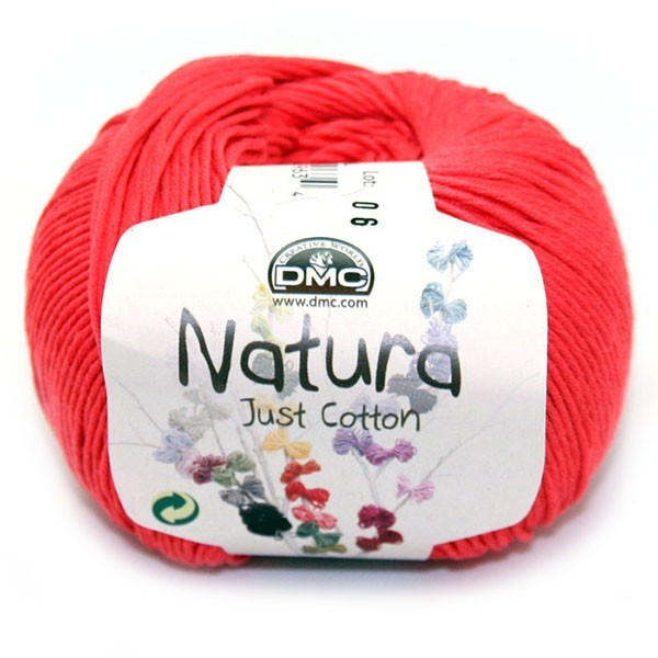 "Natura Just Cotton ""coral"""