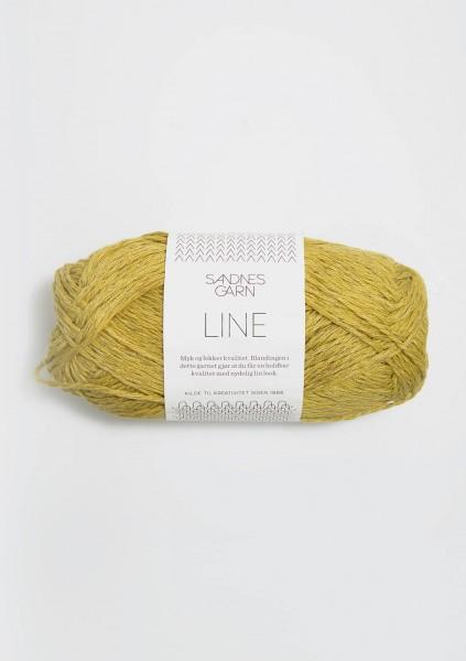 Line Gelbgrün