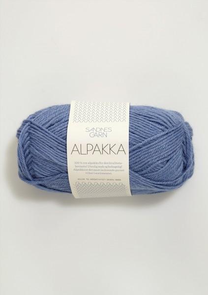 Alpakka Lavendel