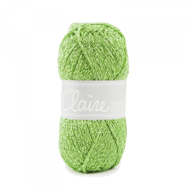 ByClaire Nr. 3 sparkle lime