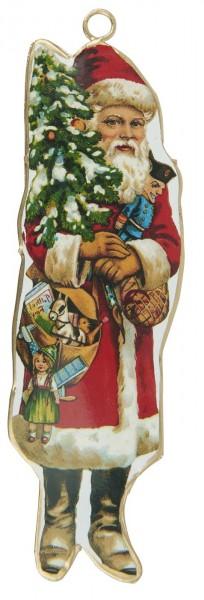 Weihnachtsmann zum Aufhängen