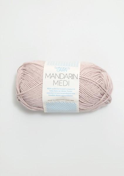 Mandarin Medi Puderrosa