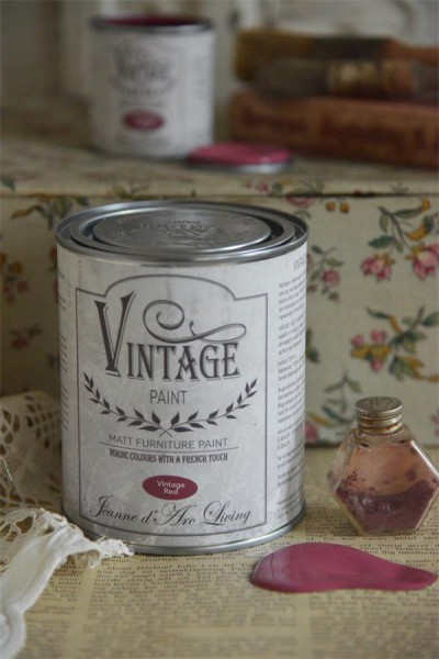 Vintage Paint Vintage Red 700 ml