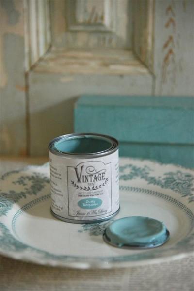 Vintage Paint Dusty Turquiose 100 ml